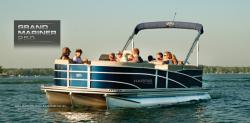 2014 - Harris FloteBote - Grand Mariner 250