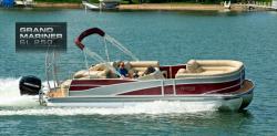 2014 - Harris FloteBote - Grand Mariner SL 250