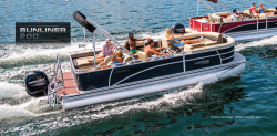 2014 - Harris FloteBote - Sunliner 200