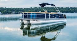 2015 - Harris FloteBote - Grand Mariner SL 250