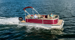 2015 - Harris FloteBote - Cruiser 220
