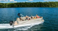 2015 - Harris FloteBote - Grand Mariner 230