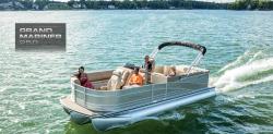2015 - Harris FBoats - Grand Mariner 250
