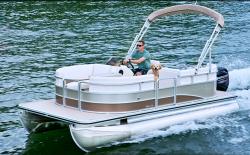 2015 - Harris FloteBote - Omni 180