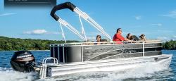 2015 -  Harris FloteBote - Cruiser 200