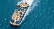 2016 - Harris Boats - Crowne DL 250 Twin Engine