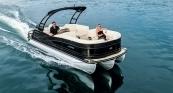 2016 - Harris Boats - Grand Mariner DL 250 Twin Engine