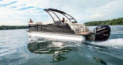 2016 - Harris FloteBote - Grand Mariner SL 230