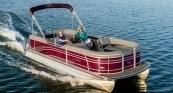 2016 - Harris Boats - Sunliner 220
