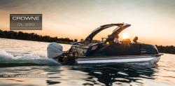 2016 - Harris Boats - Crowne DL 250
