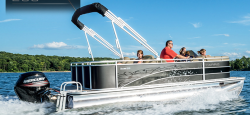 2016 -  Harris FloteBote - Cruiser 200