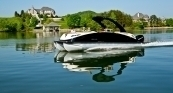 2018 - Harris Boats - Crowne DL 250 Twin Engine