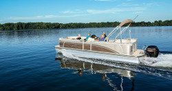 2018 - Harris FloteBote - Sunliner 200