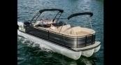 2018 - Harris Boats -  Solstice DC 250