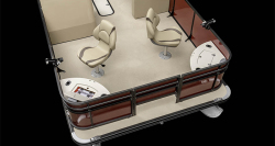 2019 - Harris FloteBote - Cruiser 210