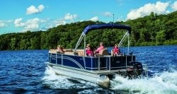 2019 - Harris FloteBote - Cruiser 250