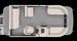 2019 - Harris FloteBote - Cruiser LX 200 Cruise