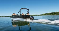 2020 - Harris FloteBote - Sunliner 250