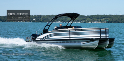 2020 - Harris Boats -  Solstice DC 250