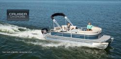 2020 - Harris FloteBote - Cruiser LX 180 Cruise