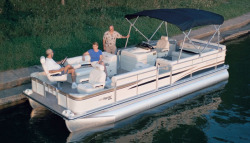 Harris-Kayot Boats Super Sunliner LX 230 Pontoon Boat