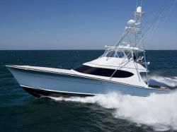 2013 - Hatteras Yachts - GT63