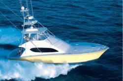 2011 - Hatteras Yachts - 54 Convertible