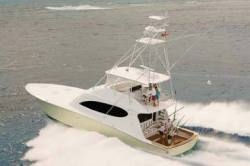 2011 - Hatteras Yachts - 64 Convertible