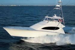 2011 - Hatteras Yachts - 68 Convertible