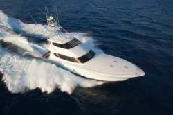 2011 - Hatteras Yachts - 77 Convertible