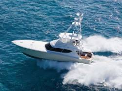 2012 - Hatteras Yachts - 60 Convertible