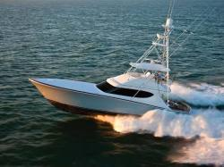 2012 - Hatteras Yachts - GT60