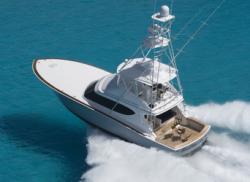 2015 - Hatteras Yachts - GT60