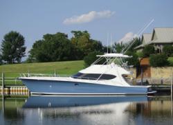 2015 - Hatteras Yachts - GT63