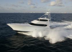 2015 - Hatteras Yachts - 77 Convertible