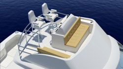 2018 - Hatteras Yachts - GT45X Flybridge