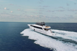 2018 - Hatteras Yachts - M90 Panacera