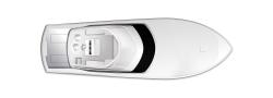 2018 - Hatteras Yachts - GT63