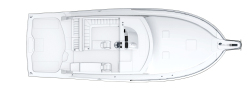2018 - Hatteras Yachts - GT45X Tower