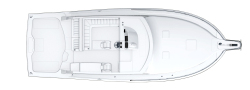 2019 - Hatteras Yachts - GT45X Tower