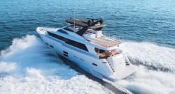 2020 - Hatteras Yachts - M75 Panacera