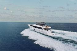 2020 - Hatteras Yachts - M90 Panacera