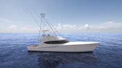 2020 - Hatteras Yachts - GT65 Carolina
