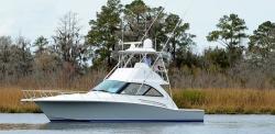2020 - Hatteras Yachts - GT45X Flybridge