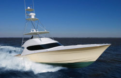 Hatteras Yachts - 60 Convertible