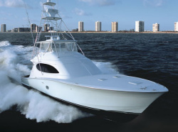 Hatteras Yachts - 64 Convertible