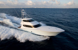 Hatteras Yachts - 77 Convertible