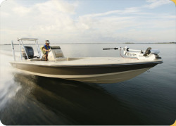2012 - Hewes Boats - Redfisher 21
