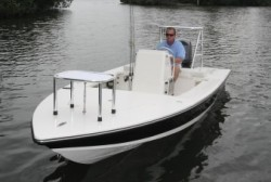 2020 - Hewes Boats - Redfisher 18