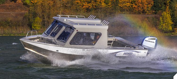 Research 2015 - Hewescraft - 260 Alaskan ET HT on iboats.com